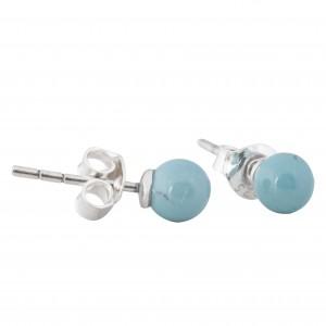 Turkish stone earrings